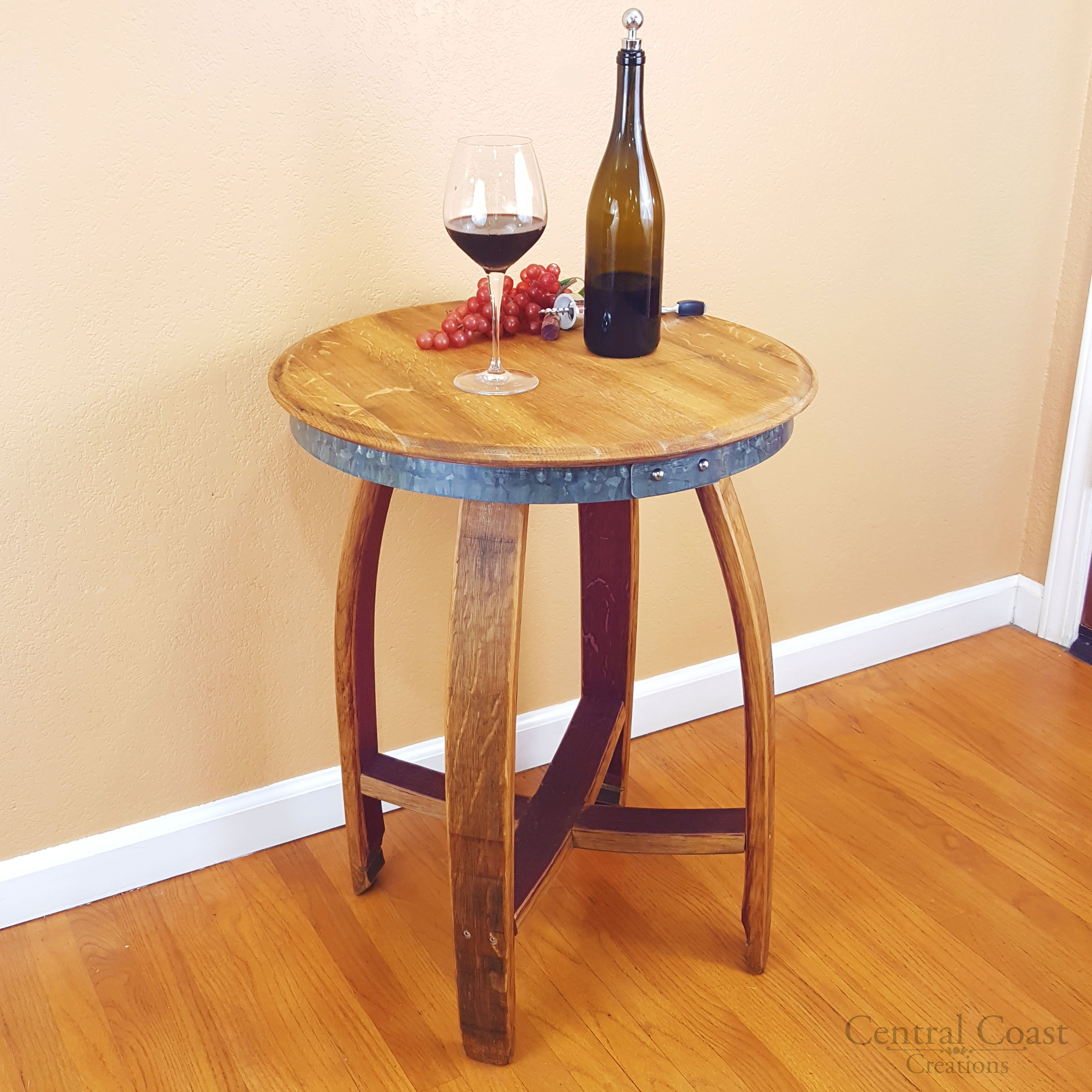 year barrel from products wine elmer new rack and cupboard furniture table stave jersey hoop in designs