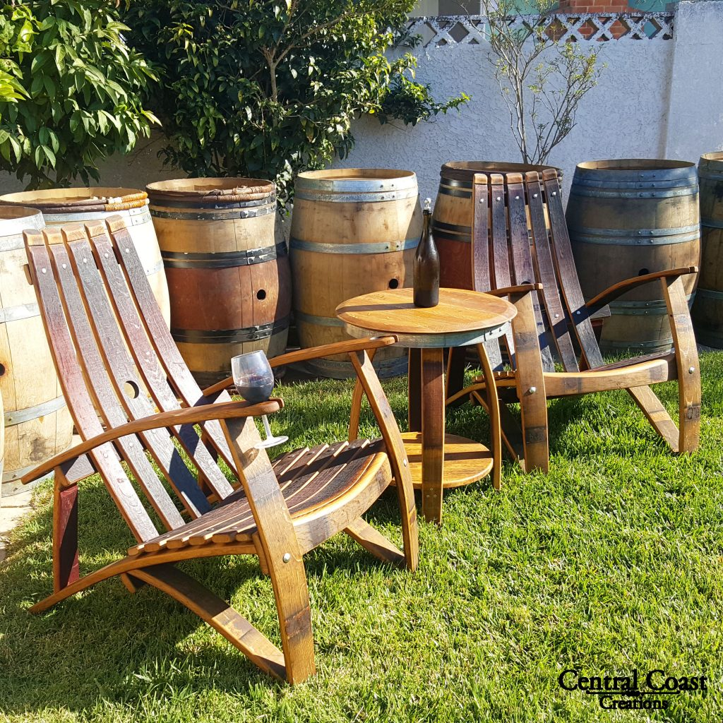 Adirondack Chair Set Free Shipping Central Coast Creations